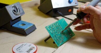 Technologia wraz z elektroniką w ciągu ostatnich lat osiągnęła niezwykle imponujący poziom
