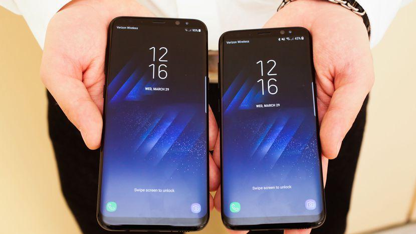 Recenzja Samsung Galaxy s8
