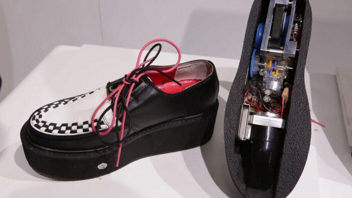 Podciśnieniowe buty