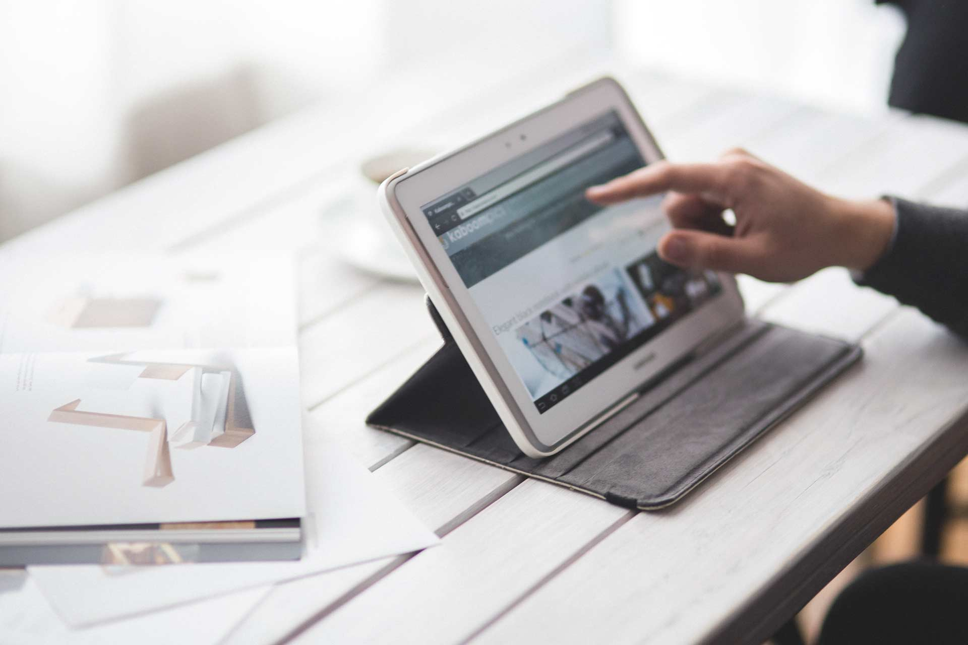 Ochroń swój tablet – wybieramy najlepsze etui do tabletu