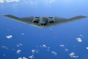 24 ciekawostek o niewidzialnym bombowcu B-2
