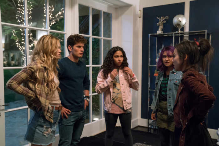 Serial Marvel Runaways