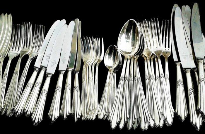 noże widelce i łyżki