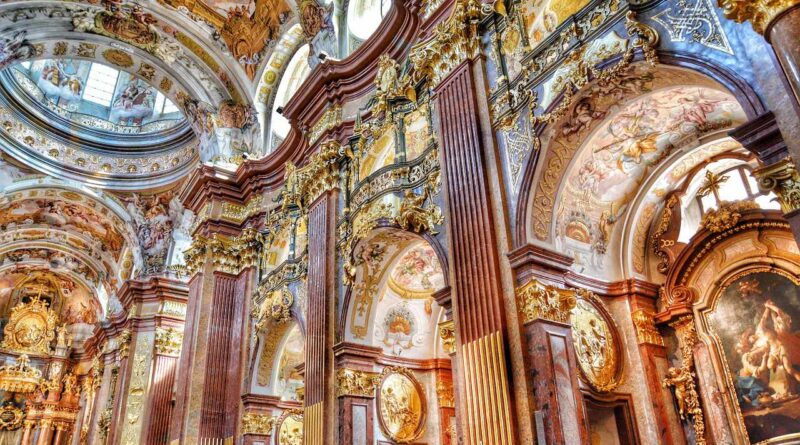 kościół barokowy