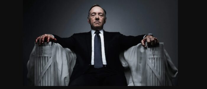 serial house of cards